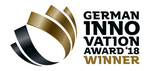 Zertifikat German Innovation Award Winner